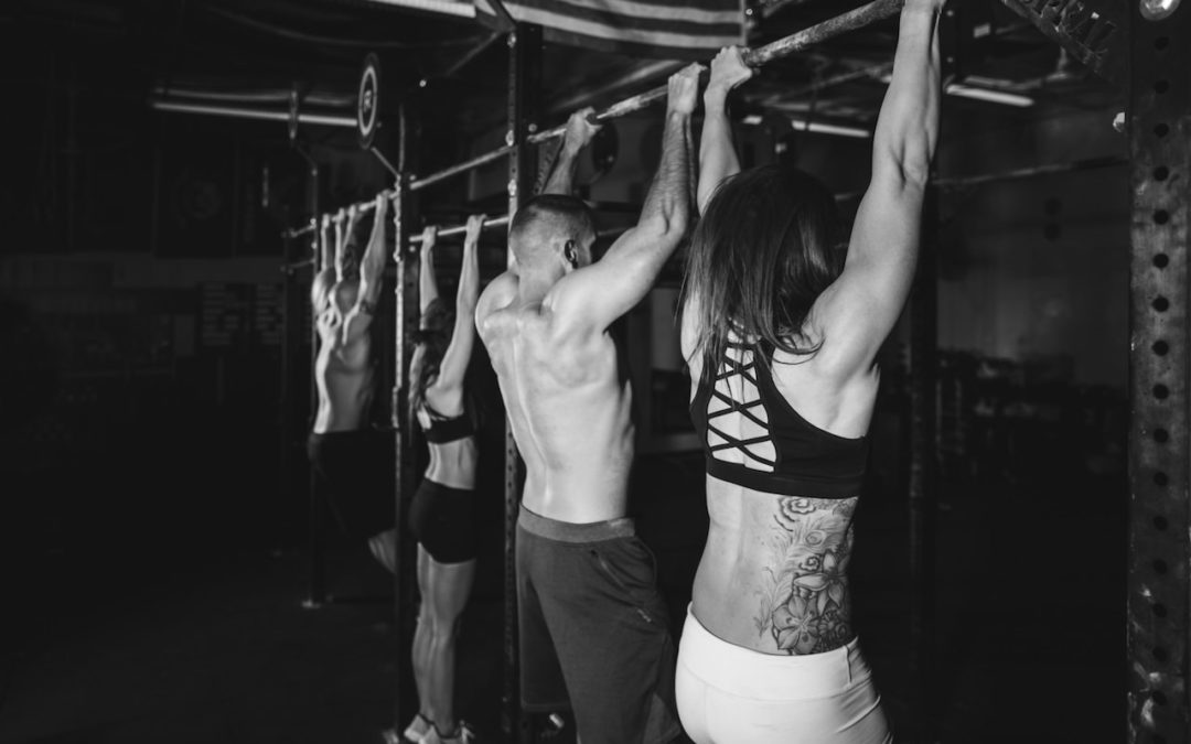 Three Reasons Why You Should Be Doing CrossFit