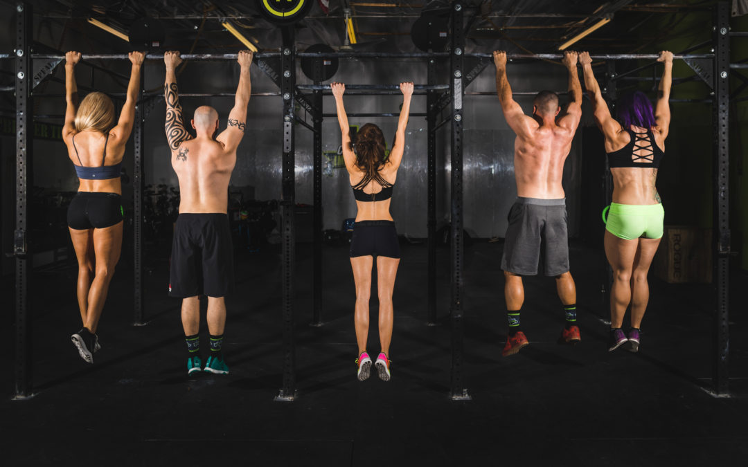 5 Benefits of CrossFit